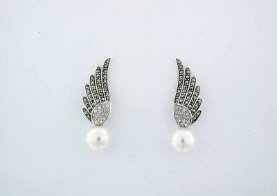 silver earrings 11